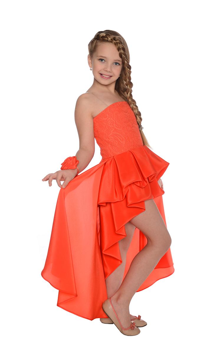 Детские платье для девочки нарядное выкройка - 7de