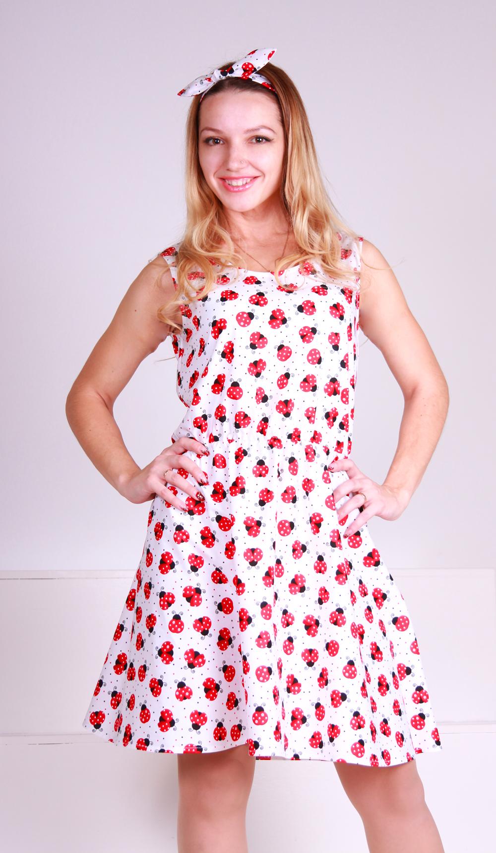 Детские платье для девочки крючком - f63e